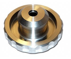 ECL Knurled Nozzle Nut; Genuine OEM Flow® Part
