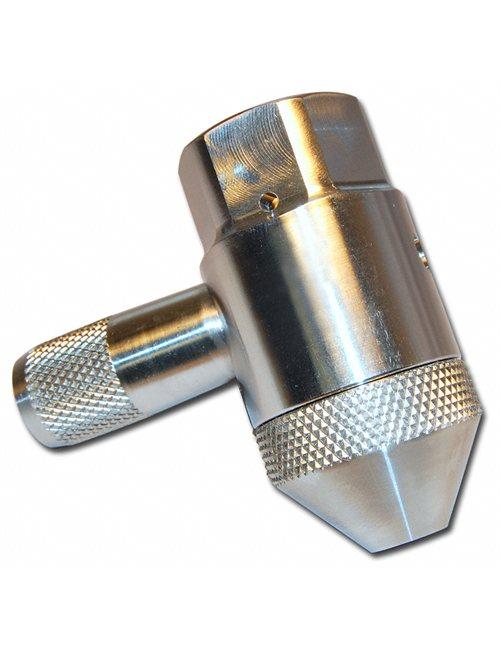 "TRIDENT-1 Diamond Cutting Head Assembly, .018"""